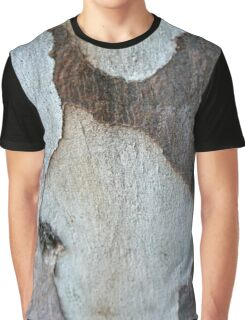 Peeling Bark Of A Eucalyptus Gum Tree Graphic T-Shirt