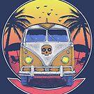 Beach Van by Harry Fitriansyah