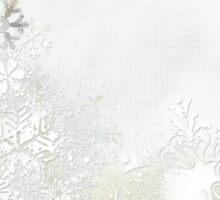 winter snow3 Sticker