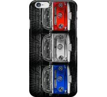 VW Combi France iPhone Case/Skin