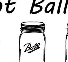 Got Balls Sticker