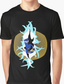 The All Seeing Eye Graphic T-Shirt