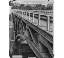 Over Troubled Water iPad Case/Skin