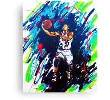 Derricks Rose Chicago Bulls Canvas Print