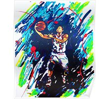 Derricks Rose Chicago Bulls Poster