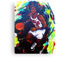Michael Jordan- Sports Canvas Print