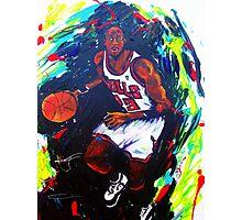 Michael Jordan- Sports Photographic Print