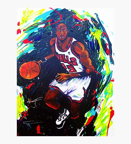 Michael Jordan- Sports Photographic Print