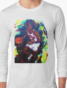 Michael Jordan- Sports Long Sleeve T-Shirt
