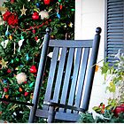 Christmas On The Porch by Cynthia48