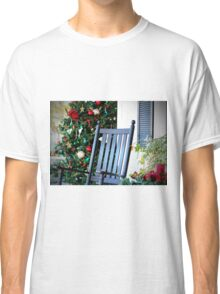 Christmas On The Porch Classic T-Shirt