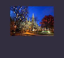 Christmas postcard from Vienna Unisex T-Shirt