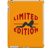 The Limited Edition Profile iPad Case/Skin