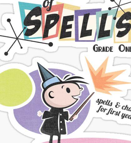 Standard Book of Spells: Grade One Sticker