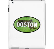 Boston Green iPad Case/Skin
