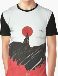 Red Moon Dream Graphic T-Shirt