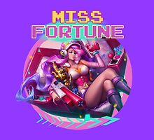 Arcade Miss Fortune League of Legends by LexyLady