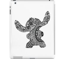 Stitch Zentangle iPad Case/Skin