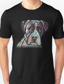 PITBULL LOVER- I'M SAD T-Shirt