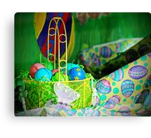 Easter Display Canvas Print