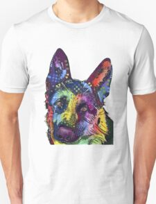 German Shepherd lover- art shirt T-Shirt