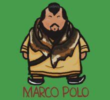 Kublai Khan - Marco Polo One Piece - Short Sleeve
