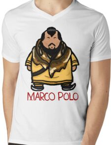 Kublai Khan - Marco Polo Mens V-Neck T-Shirt