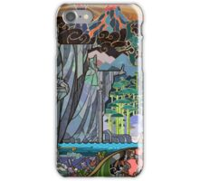 The Gates of Argonath iPhone Case/Skin