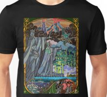 The Gates of Argonath Unisex T-Shirt