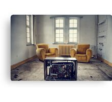TV room Canvas Print