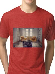 TV room Tri-blend T-Shirt