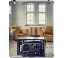 TV room iPad Case/Skin