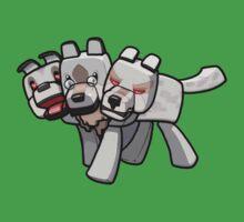 Minecraft dog One Piece - Short Sleeve