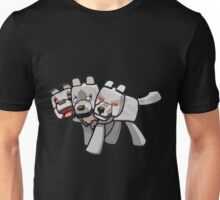 Minecraft dog Unisex T-Shirt