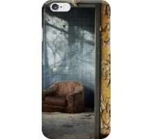 blue room iPhone Case/Skin