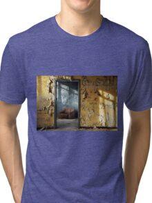 blue room Tri-blend T-Shirt