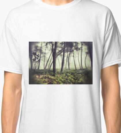 Mystery woodlands Classic T-Shirt
