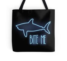 Bite Me - Shark Tote Bag