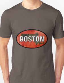 Boston Red Unisex T-Shirt