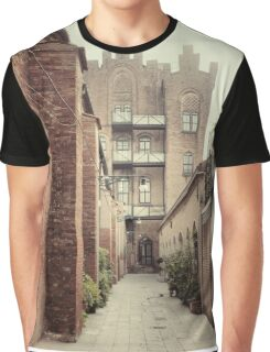 Brick lane Graphic T-Shirt