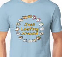 Just Loafing Around Unisex T-Shirt