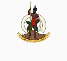 Coat of Arms of Vanuatu  Unisex T-Shirt
