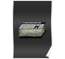 Keyboard Guts Poster