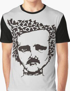 Poe & Crow ~ B & W Graphic T-Shirt