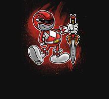 Vintage Red Ranger Unisex T-Shirt