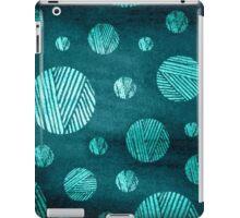 Knitting Yarn  iPad Case/Skin