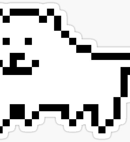 Annoying Dog Sticker