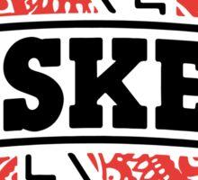Nebraska Doodle Sticker