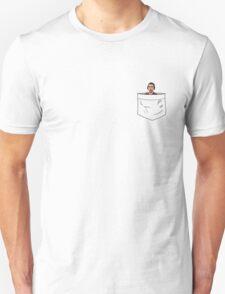 Derpy Pocket Jack Unisex T-Shirt