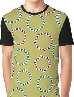 Happy Garlands Graphic T-Shirt